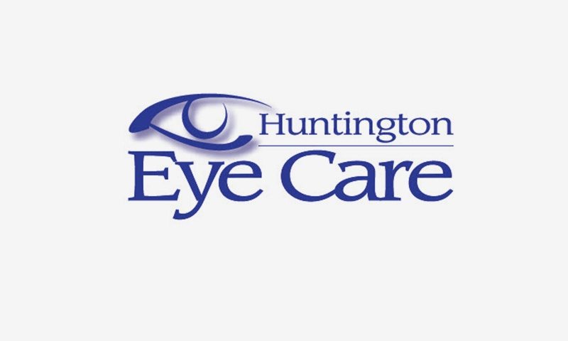huntington eye care logo