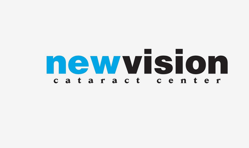 new vision cataract center logo