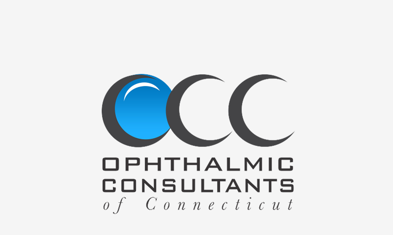 ophthalmic consultants of connecticut logo
